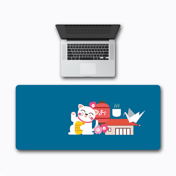 China wholesale logo printed customized mouse pad