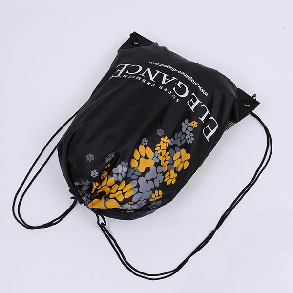 Custom cheap drawstring backpacks, promotional drawstring bags